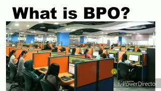 What is BPO? (HINDI)