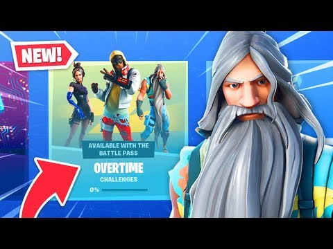 Epic are giving us FREE skins... THEY'RE INSANE!