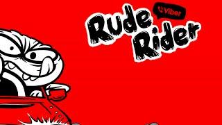 Rude Rider. Новая игра от Viber.