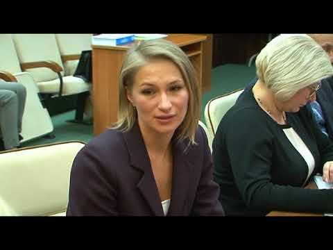 telekanal Vektor: Голова ХОДА провела прийом громадян у ХНЕУ ім. С. Кузнеця