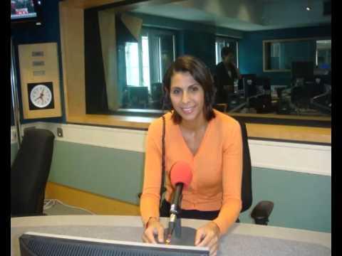 Nabila Ramdani - BBC World Outside Source - French Burqa Ban upheld by EU Court - 01 July 2014