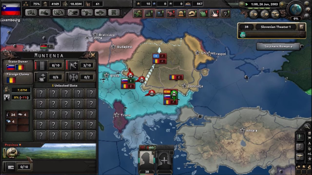 What happens if you nuke every province in a nation in HOI4?
