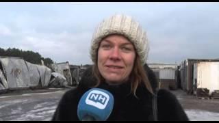 Strandpaviljoen Woodstock en inventaris verwoest door brand bij camping Bloemendaal