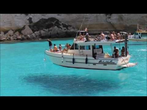 Le barche volanti di  Lampedusa -  The flying boats Lampedusa