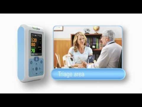 Welch Allyn Connex® ProBP™ 3400 Digital Blood Pressure Device