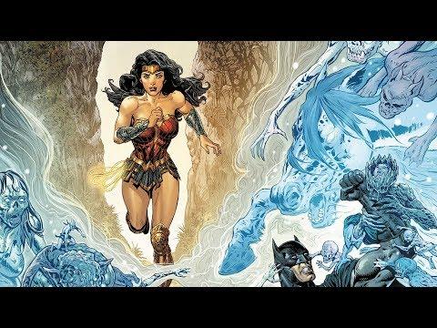 Batman And Wonder Woman Discover Fairy Land Is A Dangerous Place