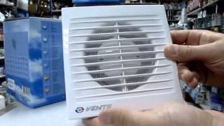 Вытяжной вентилятор ВЕНТС уровень шума(, 2015-04-22T10:05:56.000Z)