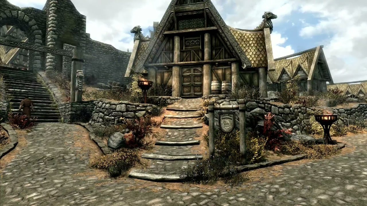 Skyrim Mods: Lively Graphics Overhaul (PS4/XBOX1)
