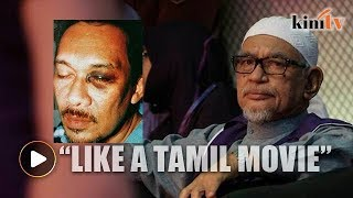 Hadi mocks 'Anwar's black eye' logo