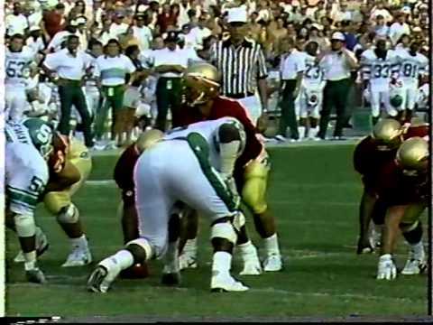 1988 Michigan State vs Florida State Part 1