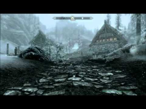 Skyrim Lumber Mill With A