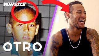 Neymar Jr. Reveals To Ronaldo He Copied His FAMOUS World Cup Haircut!