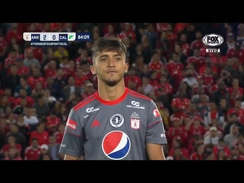 Kevin Ramírez vs Deportivo Cali ► Torneo Fox Sports 23/01/2018