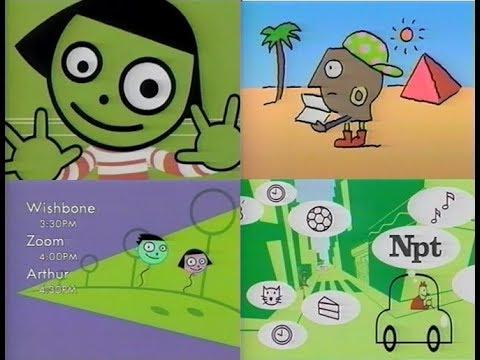PBS Kids Program Break (2000 WNPT)Kaynak: YouTube · Süre: 1 dakika20 saniye