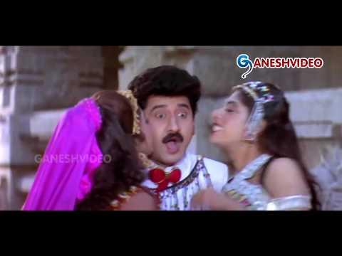 Khaidi Inspector Songs - Pattairo Palakollu - Suman, Rambha, Maheshwari