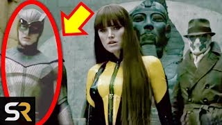 25 Things You Missed In Zack Snyder's Watchmen (2009)
