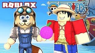 ROBLOX - ¡SOY UN PIRATA EN EL UNIVERSO ONE PIECE! ⚓️ - Blox Piece