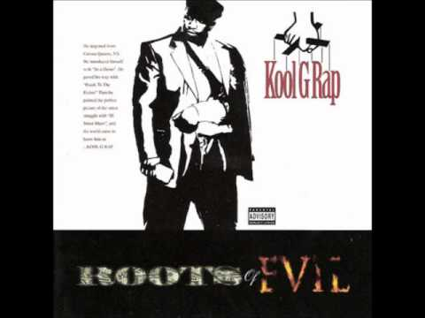 Kool G Rap - Roots Of Evil (Full Album)