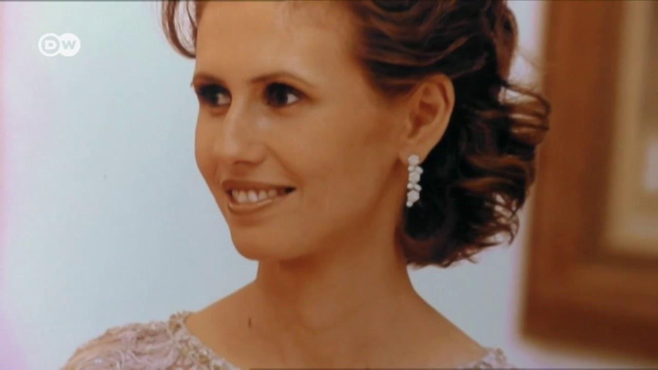 أسماء الأسد - وجه الديكتاتورية الجميل