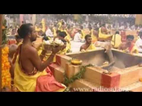 Ati Rudra Maha Yagna_Rudra y Sai Gayathri Homams_09 al 20 agosto, 2006.