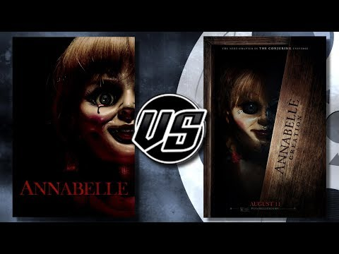 Annabelle 1 VS Annabelle 2