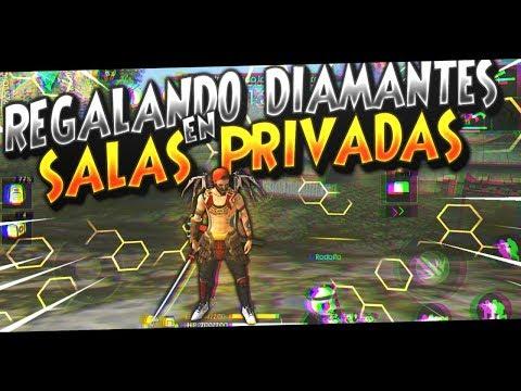 TORNEO X DIAMANTES En SALAS PRIVADAS!! PASES ÉLITE / MINI JUEGOS / EN FREE FIRE / REGIÓN EEUU 🎮