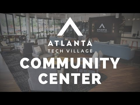 Atlanta Tech Village Community Center