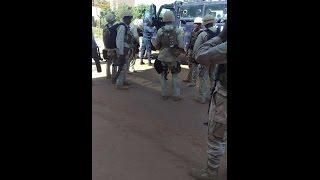 Attaque terroriste à Bamako - L