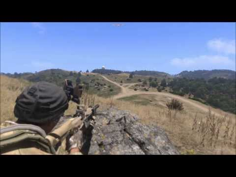 A-10 Attack Runs in Arma 3