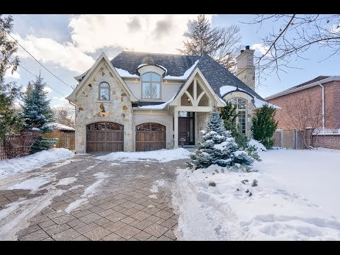 1526 Kenmuir Avenue, Mississauga, French Chateau-Style House SOLD By The Papousek Team