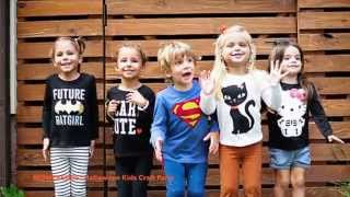 DIY Craft Halloween Party for Kids Thumbnail