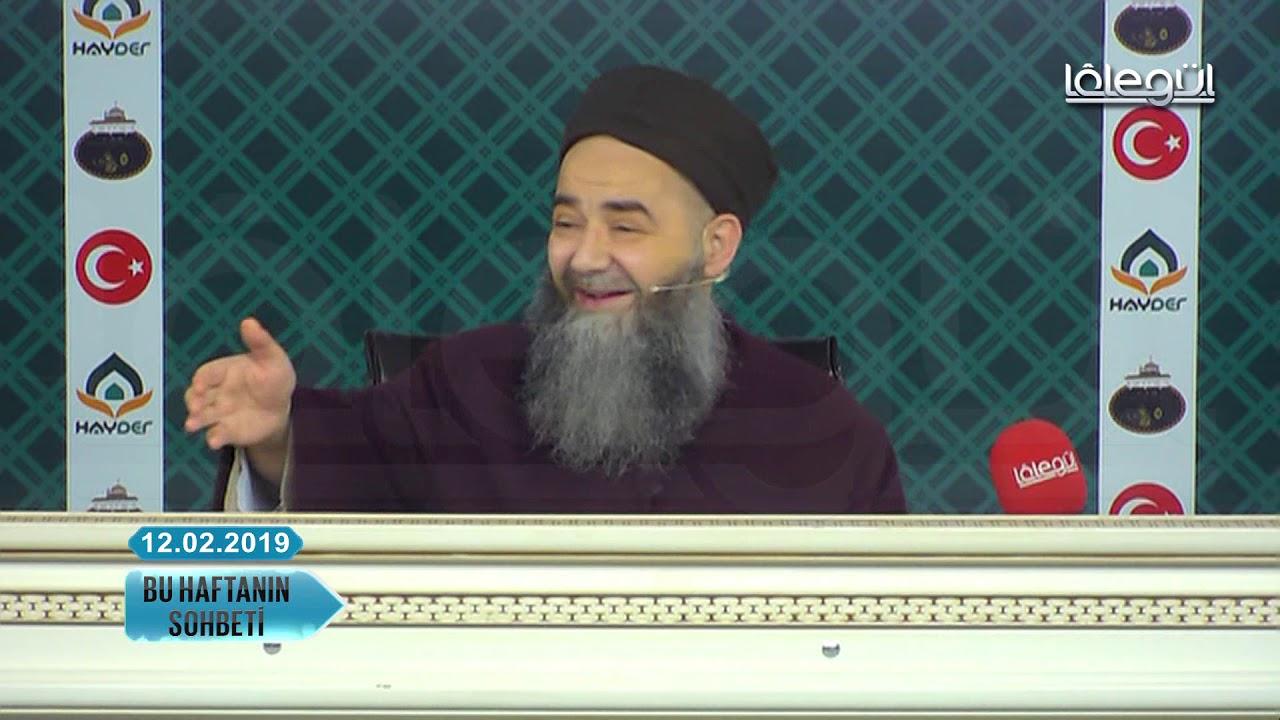 12 Şubat 2019 Tarihli Bu Haftanın Sohbeti - Cübbeli Ahmet Hocaefendi Lâlegül TV