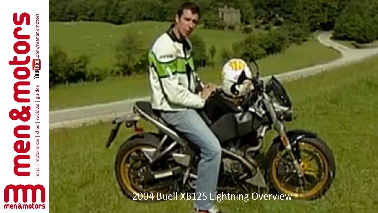 2004 buell xb12s lightning overview - youtube