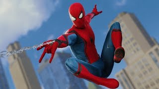Spider-Man PS4 - Homecoming Suit - Combat Gameplay | Taking Down Fisk Hideout #3