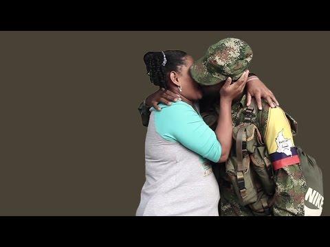 La ola de embarazos en la guerrilla de las FARC en Colombia