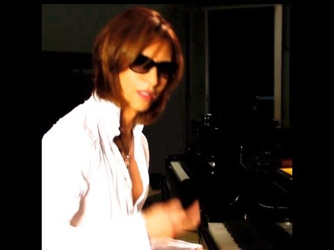 Yoshiki losing his mind. #LateNiteStudioSession