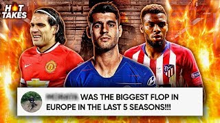 The Biggest Transfer Flop Of The Last 5 Years Is... | #HotTakes