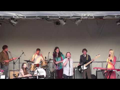 Mike Heron + Trembling Bells at the Summmer of Love Party 2016