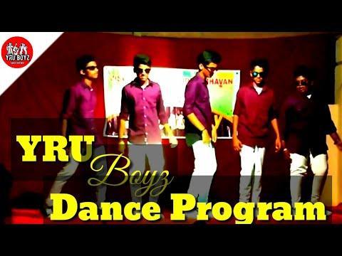 YRU Boyz dance program | remix dance|| YRU Boyz , Fans of mj5 and shraey khanna
