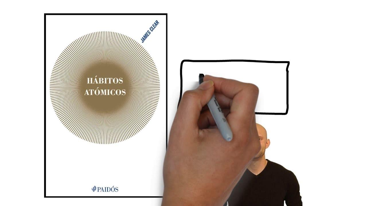 Hábitos Atómicos (James Clear) - Resumen Animado