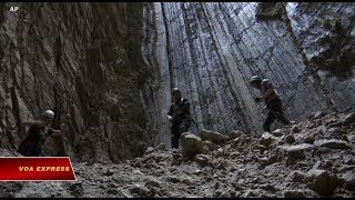 Hang muối lớn nhất thế giới (VOA)