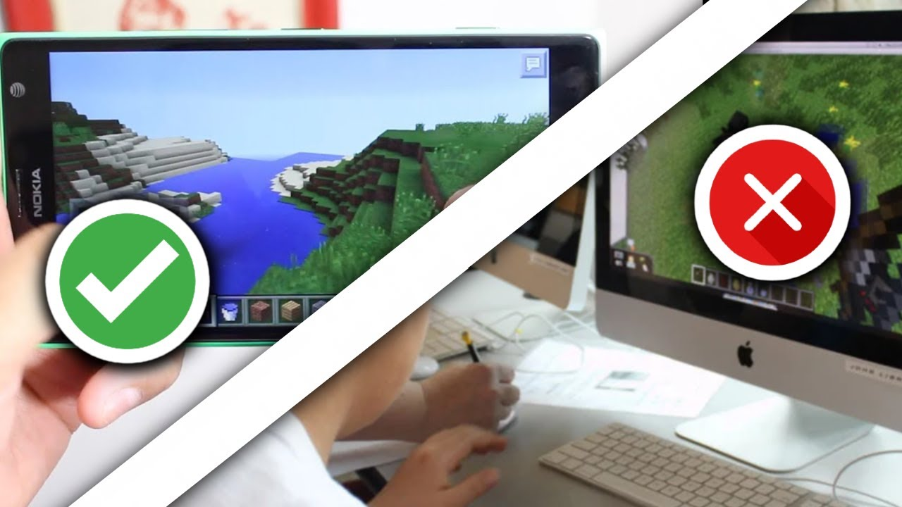 Download Why Bedrock Edition is Better than Java...