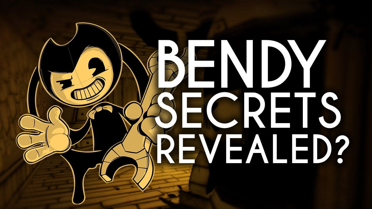 """Bendy and the Ink Machine"" Secrets Revealed? - Send questions!"