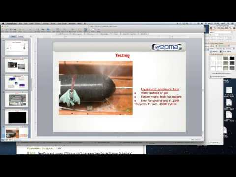 CNG Cylinder Technologies and Types (Webinar #7)