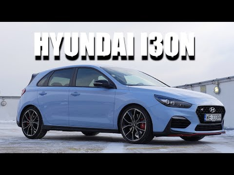 Hyundai i30 N Performance ENG Test Drive and Review