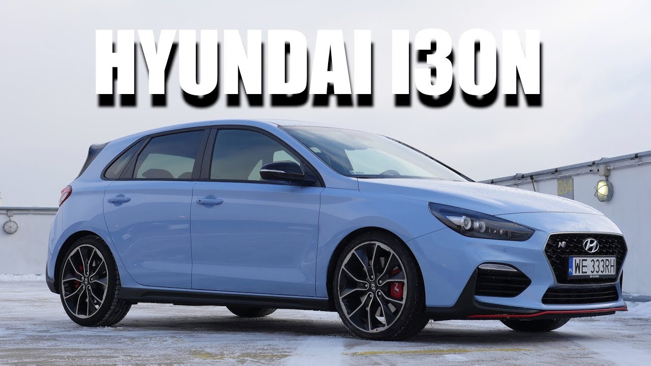 Hyundai i30 N Performance (ENG) – Test Drive and Review