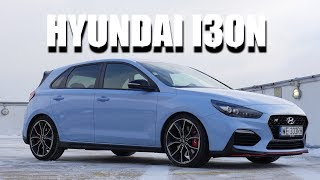 Hyundai i30 N Performance (ENG) - Test Drive and Review