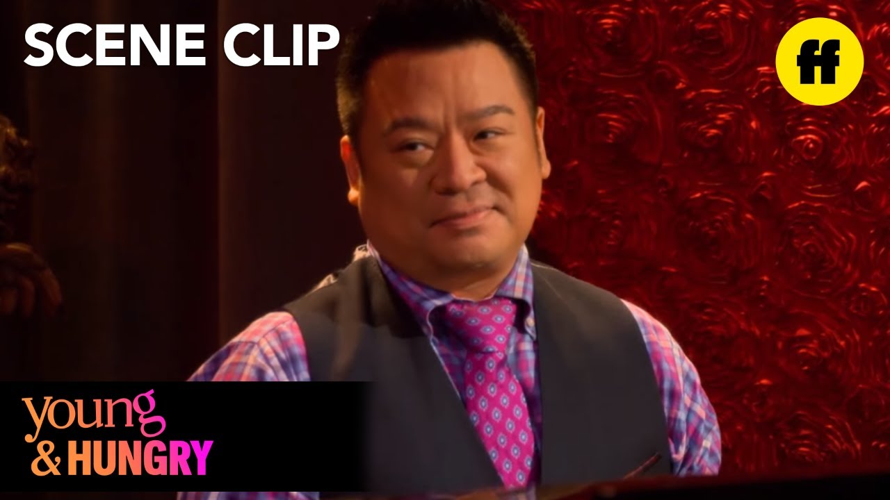 Download Young & Hungry   Season 5, Episode 2: Elliot Sings Alan a Song   Freeform
