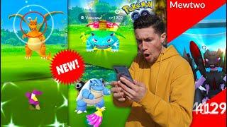 CATCHING * CLONE POKÉMON * for the FIRST TIME EVER in Pokémon GO! + RANDOM SHINY!