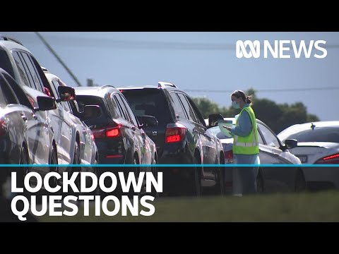 Can Sydney avoid a second lockdown? | ABC News
